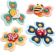 Kinder Saugnapf Kreisel Spielzeug Saugnapf