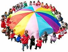 Kinder Schwungtuch Kindergarten-Fallschirm