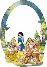 Kinder Spiegel Kinderzimmer - Snow White