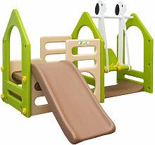 Kinder Spielplatz ab 1 Jahr 155x135 Garten