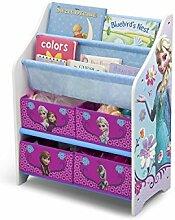 Kinder Spielzeugregal Bücherregal Frozen