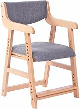 Kinder Study Stuhl, Richtige Sitzhaltung: Student