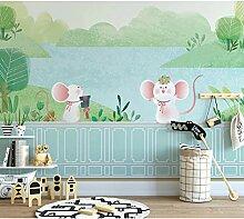 Kinder TapeteKinderzimmer Hintergrund