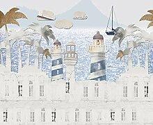 Kinder Tapeten Cartoon Schloss Fototapete Wandbild