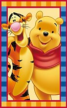 Kinder Teppich Disney Winnie the Pooh und Tiger