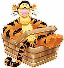 Kinder Teppich Kinderteppich mit Tiger / Tigger /