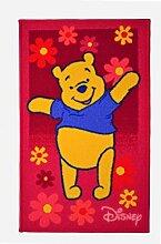 Kinder Teppich Kinderteppich mit Winnie the Pooh /