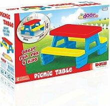 Kinder Tisch, Picnic Table,Kinder Sitzgruppe