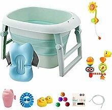Kinder Tragbare Faltbare Badewanne, Faltbare