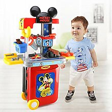 Kinder vorgeben, Spielen Spielzeug Reparatur