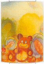 Kinder Wandlampe 1x100W/E27 TEDDY 2276 Nowodvorski