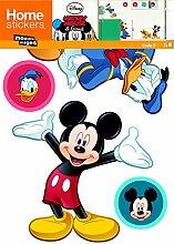Kinder Wandtattoo Disney Mickey Mouse und seine