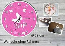 Kinder Wanduhr Kinderuhr Kinderzimmer Uhr mit