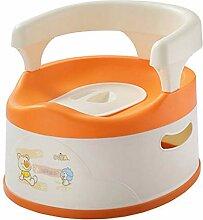 Kinder-WC Weibliche Baby-Toilette Kleinkind Kind,