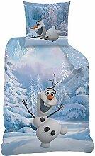Kinder Wende BETTWÄSCHE Frozen Snowman Olaf - DIE