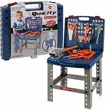 Kinder Werkbank Kinder Spielset Werkzeuge Elektrischer Bohrer Tragbar
