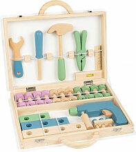 Kinder-Werkzeugkoffer Nordic 44-tlg. bunt