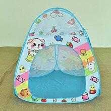 Kinder Zelt Atmungsaktiv Baby Spielhaus Baby