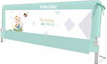 Kinderbett Bedrail Baby Bedside Zaun Baffle Crib