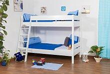 Kinderbett Etagenbett Martin Buche Vollholz massiv