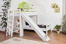 Kinderbett Etagenbett Pauli Buche Vollholz massiv