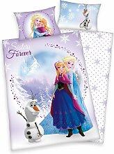 Kinderbettwäsche Frozen Sisters, Disney 1x