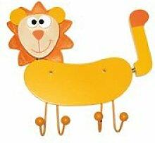 Kindergarderobe Löwe