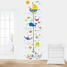 Kindergröße Wandtafel Aufkleber - DIY