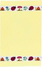 KinderhandtuchPauli Feiler Farbe: Gelb