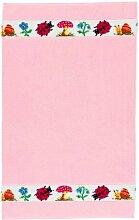 KinderhandtuchPauli Feiler Farbe: Rosa