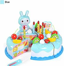 Kinderhaus Spielzeug Set Geburtstag Kuchen Feier