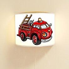 Feuerwehr Lampe Kinderzimmer günstig online kaufen | LionsHome