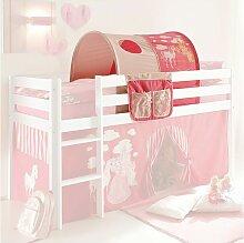 Kindermoebel-24shop - Tunnel + Bett-Tasche