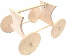 Kindermöbel Stubenwagenuntergestell, Untergestell
