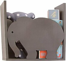 Kinderregal Elefant Spielzeugregal Wandregal Regal Kinderzimmer Aufbewahrung