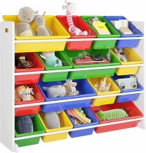 Kinderregal Spielzeugregal Kinderzimmerregal