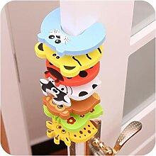 Kinderschutz-Türstopper, dekorativer