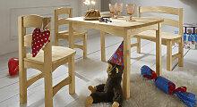 Kindersitzgruppe Kids Paradise Zubehör Kiefer