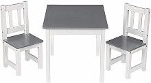 Kindersitzgruppe Kindertisch mit 2 Stühle