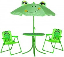 Kindersitzgruppe SIENA GARDEN Froggy(LBH 38x38x51
