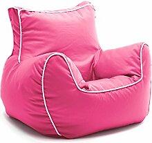 """Kindersitzsack Sitzsack Kissen Relaxkissen Sitzkissen Sessel Relaxsessel Sitting Bag """"Bamp I"""" pink"""