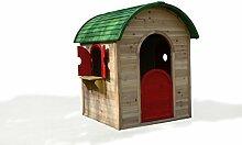 Kinderspielhaus Hendrik - Spielhaus aus Holz