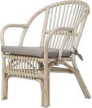 Kinderstuhl inkl. Sitzkissen, naturfarbe