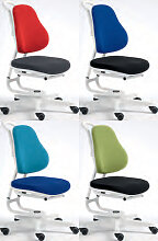Kinderstuhl Rovo Chair Baggy kiwigrün schwarz Top