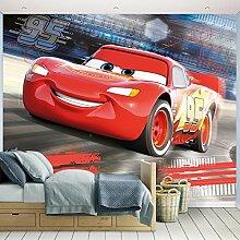 Kindertapete - Wandtapete - Fototapete Cars +