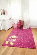 KINDERTEPPICH 120/170 cm Pink