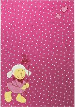 KINDERTEPPICH 80/150 cm Pink