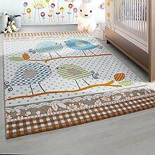 Kinderteppich Kinderzimmer Teppich mit Motiven