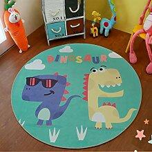 Kinderteppich Kleintier Design Babyzimmer Teppich