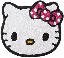 Kinderteppich, Lizenzprodukt Hello Kitty Dots